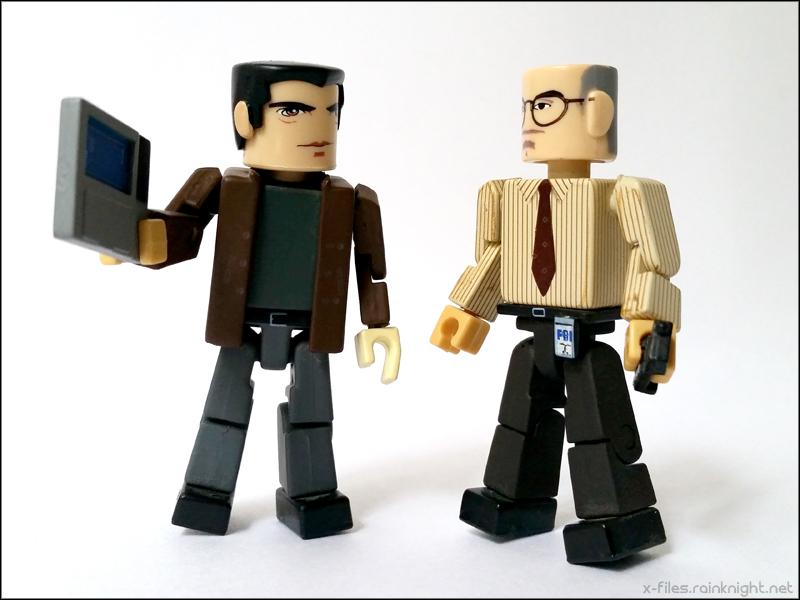 Krycek and Skinner PALz
