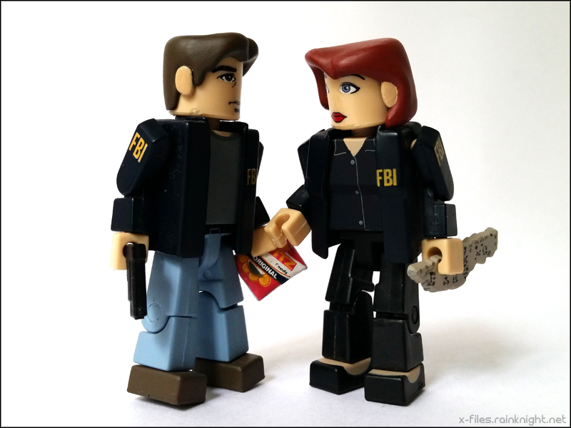 Mulder and Scully PALz